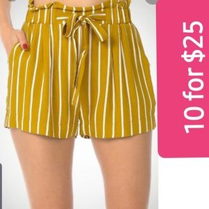 Pants - 🍒10 for $25🍒 ON SALE mustard color